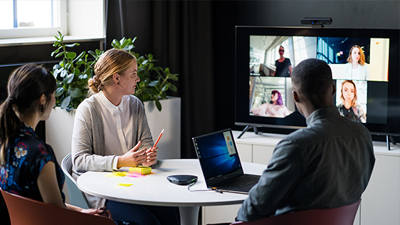 5 steps to video meetings