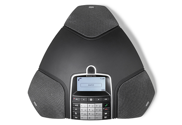 Konftel 300Wx | Wireless Conference Phone via DECT – SIP