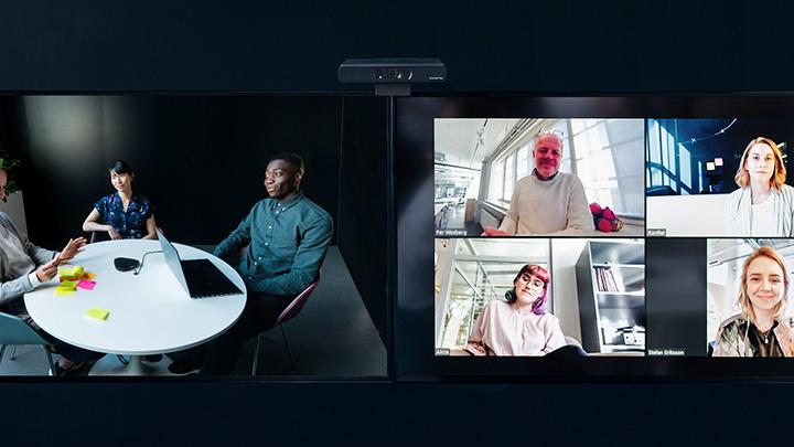 Thiết bị Hội nghị truyền hình trực tuyến Konftel C20Ego cho phòng họp nhỏ